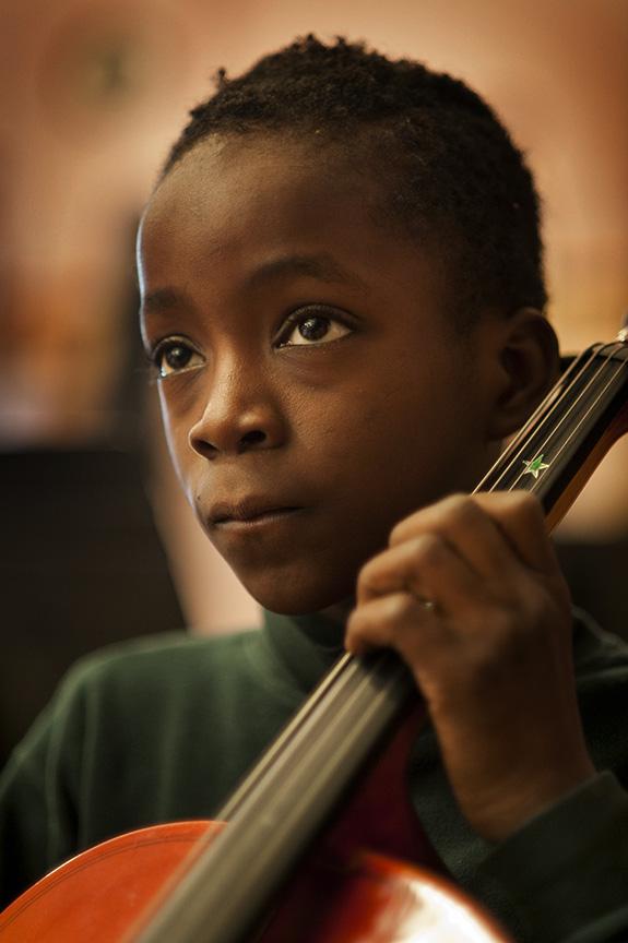 Mountain Laurel Waldorf School Music Program
