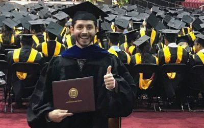 Alumnus Jasper Weinburd